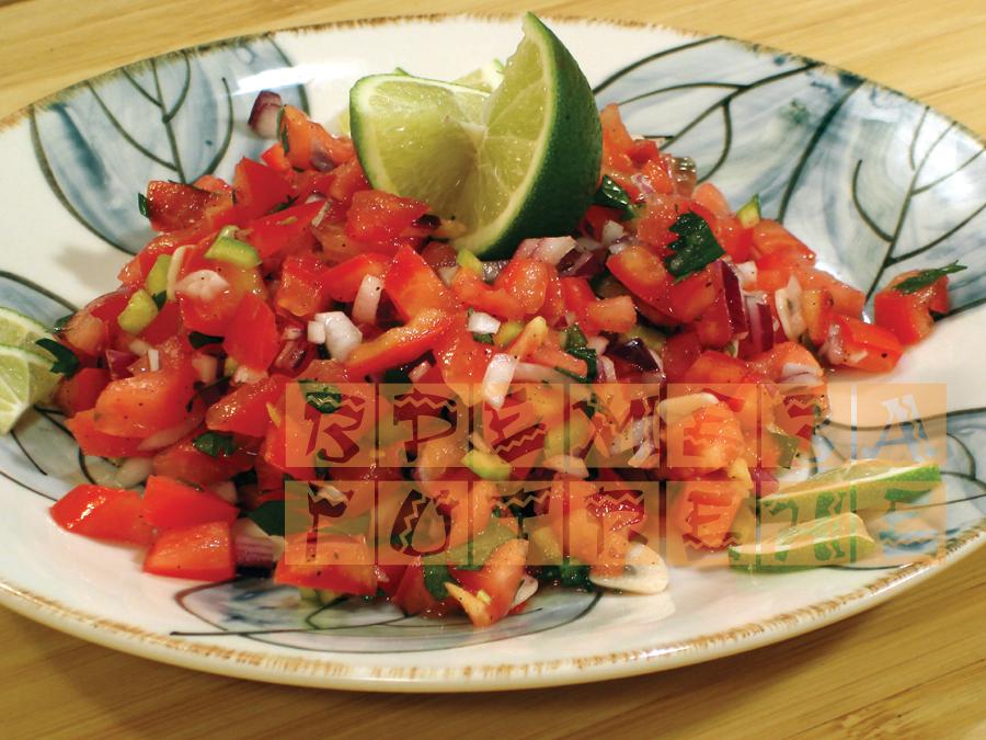 Мексиканска салса